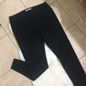 NWOT Banana Republic black jeans